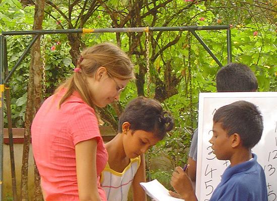 Jayanthi orphanage