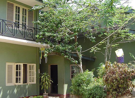 Jayawickrama orphanage front