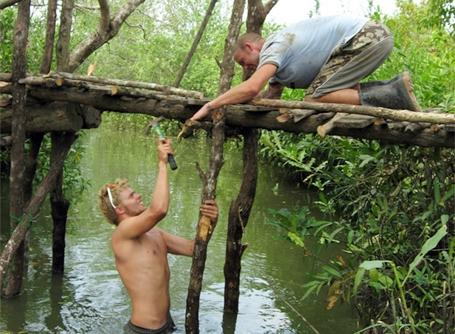 Écovolontariat en Thaïlande
