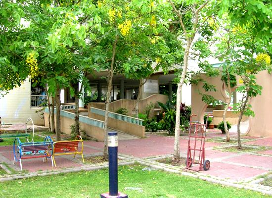 Care Center Building