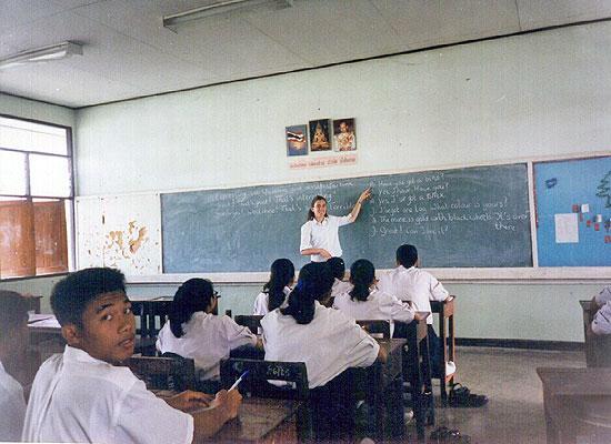Olga Teaching