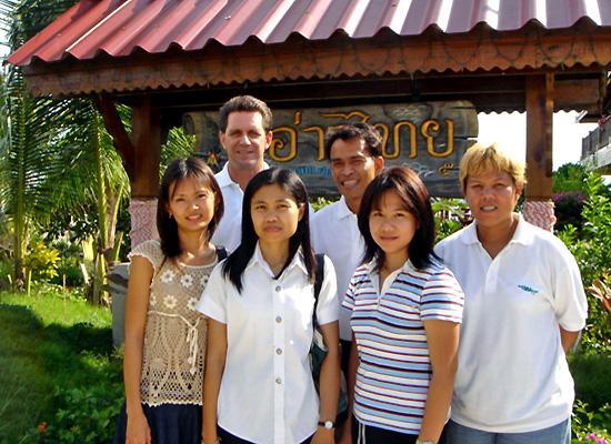 Thailand Care Staff