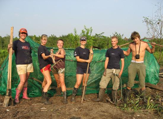 The Mangrove Crew