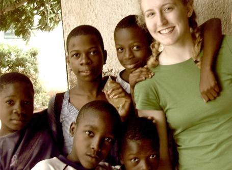 Mission humanitaire au Togo