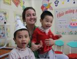 Volunteer in Care Centre
