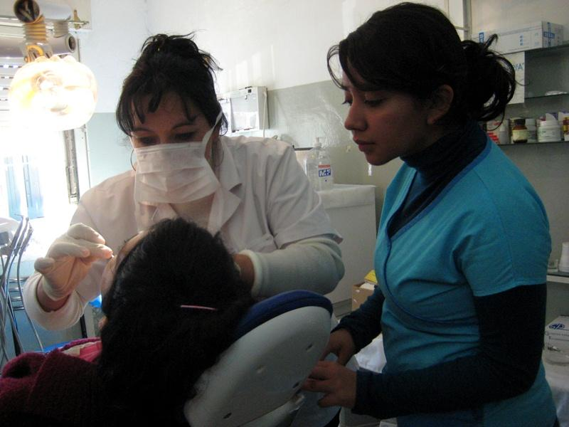 Stage en Médecine dentaire
