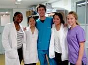 Volontariat en Médecine