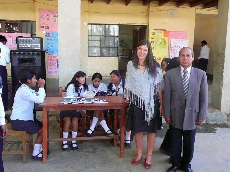 Aide aux devoirs humanitaire