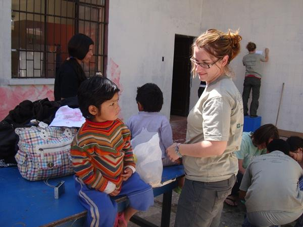 Centre d'accueil enfants humanitaire