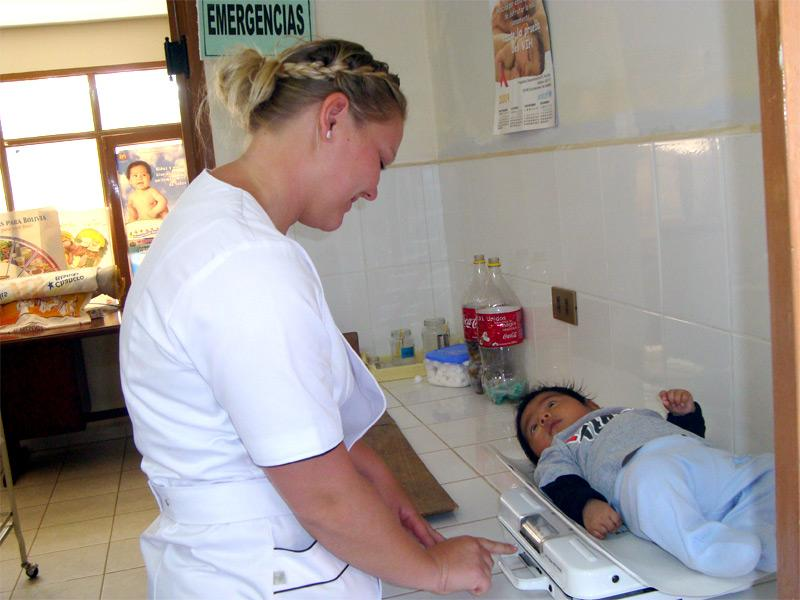 Stage pédiatrie