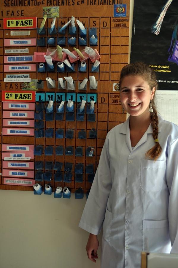 Volontaire en médecine