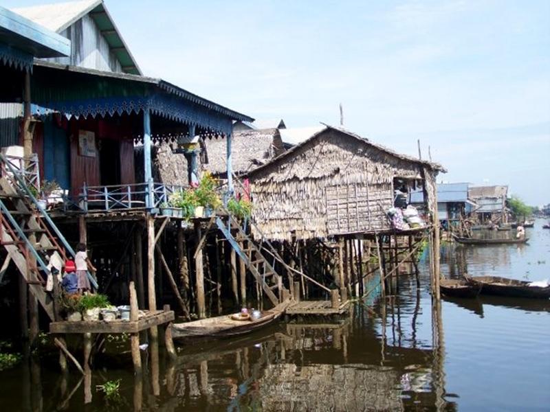 Communauté villageoise rurale