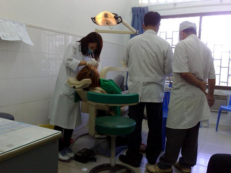 Soins médecine dentaire