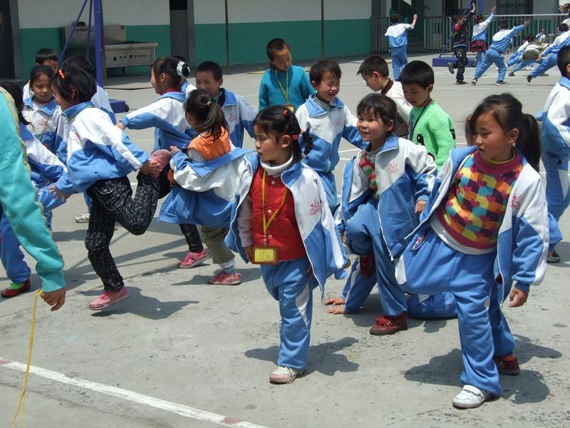 Activité sport humanitaire