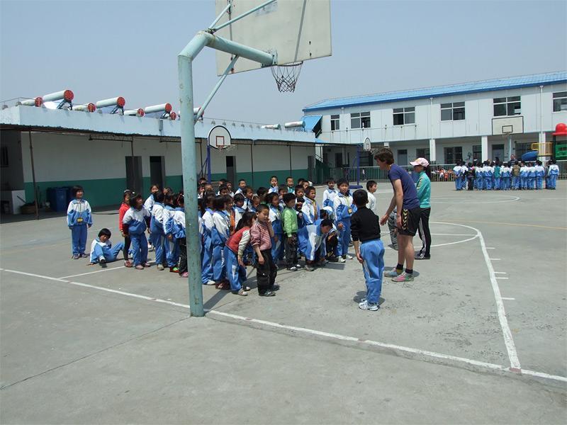 Volontariat encadrement sportif