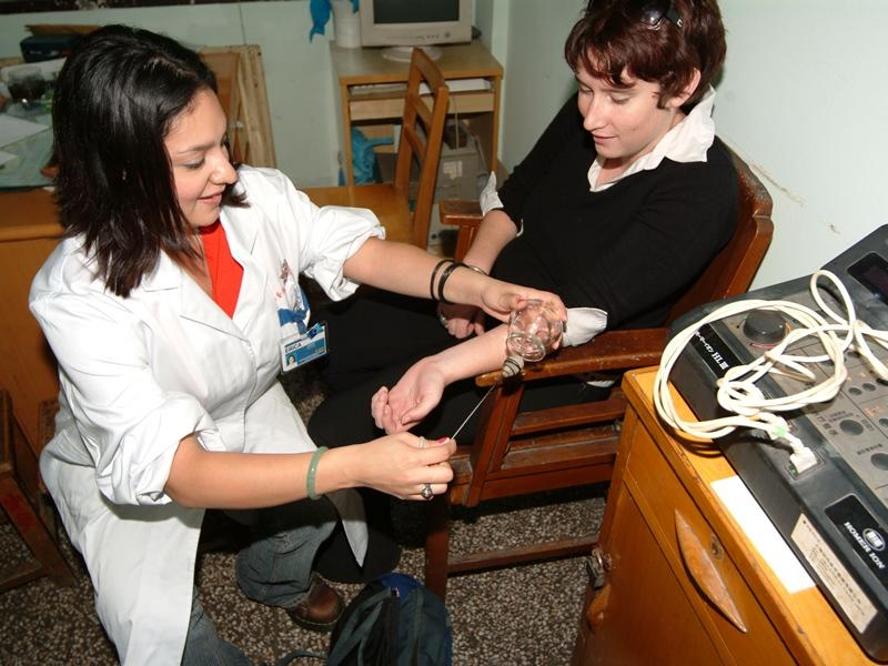 Volontariat médecine