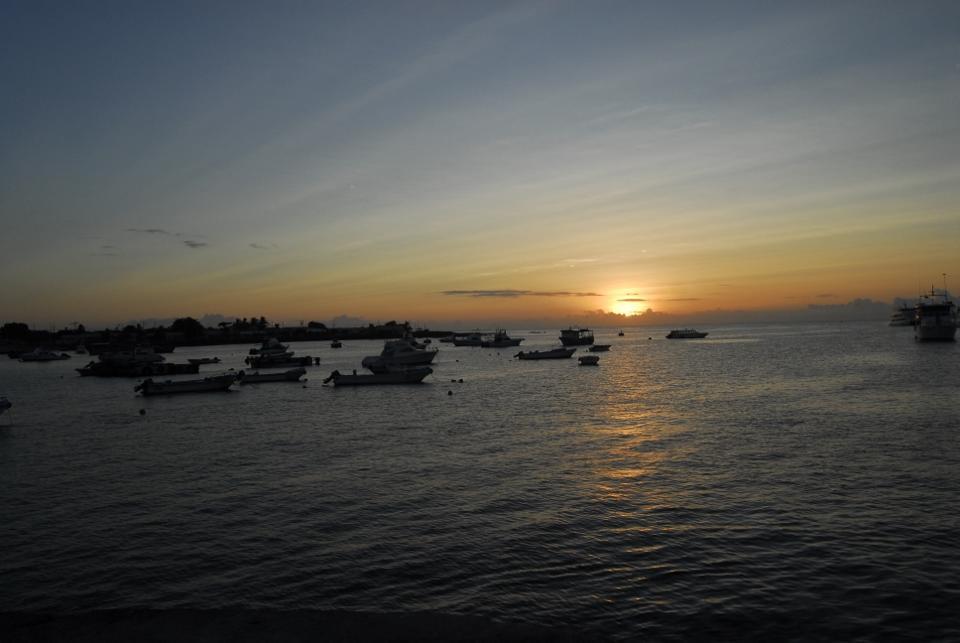 L'île de San Cristobal