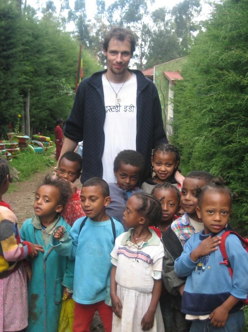 Sortie enfants humanitaire