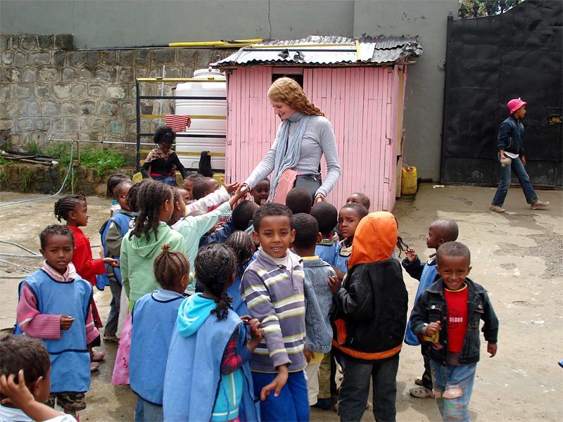 Volontariat en humanitaire