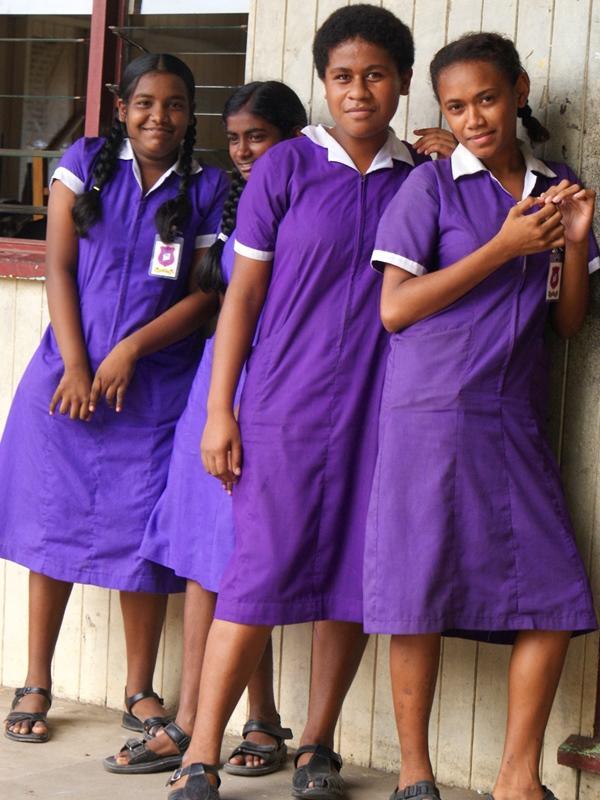 Groupe élèves enseignement