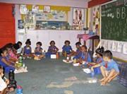 Vie quotidienne des enfants en humanitaire