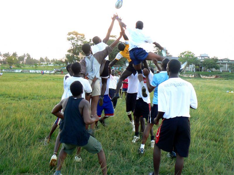 Mission Encadrement Sportif Rugby