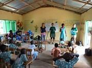 Activité chant enseignement