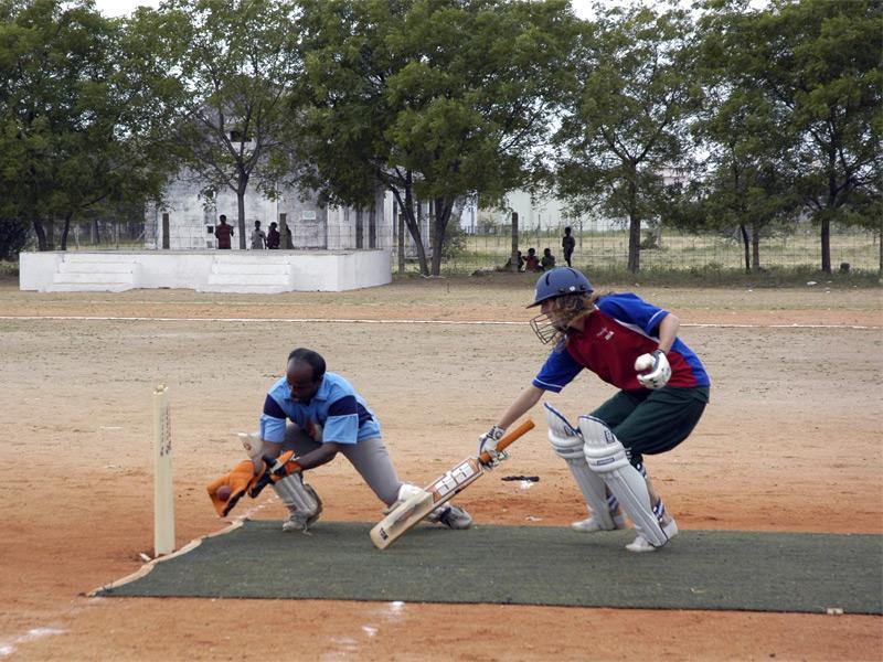 Activité sport cricket