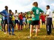 Volontariat mission football