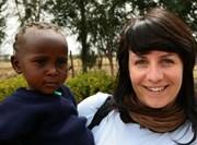 Volontaire en humanitaire