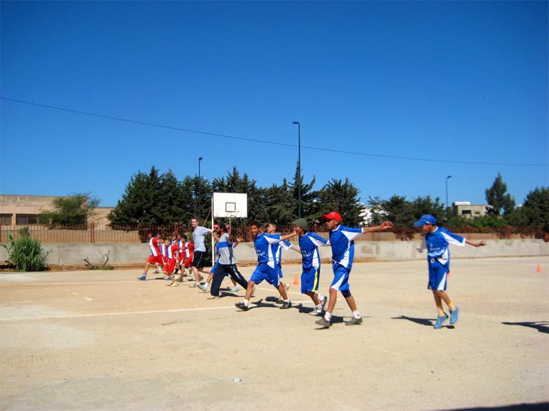 Volontariat sport