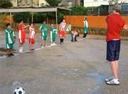 Volontariat sport football