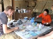Travail de la céramique culture & communauté