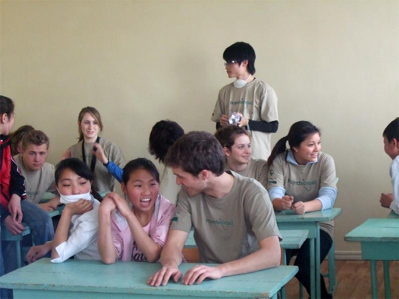 Bénévoles mission enseignement