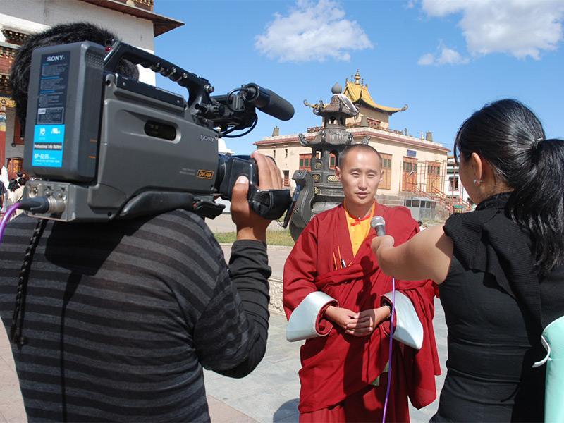 Volontariat journalisme télévision