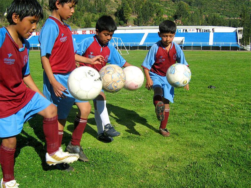 Activités sportives extrascolaires