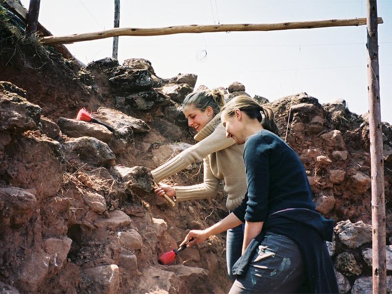 Mission Archéologie