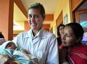 Stagiaire en maternité