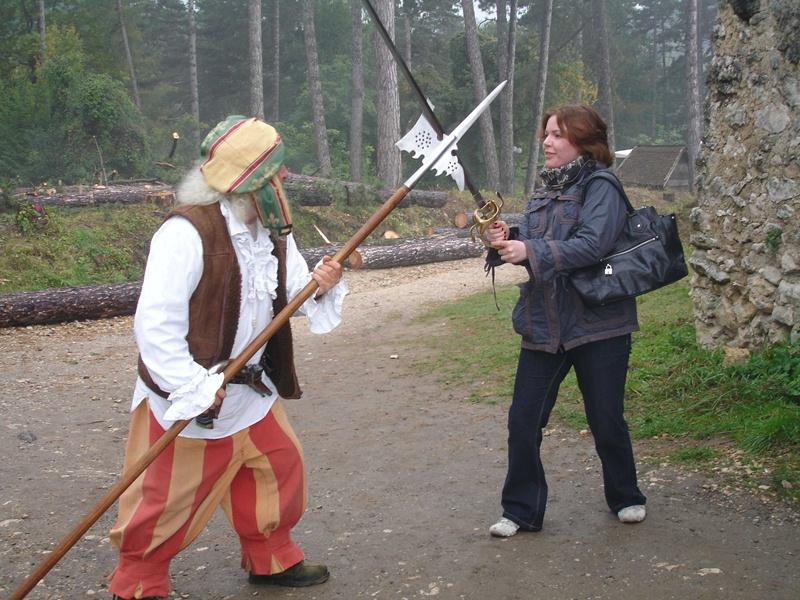 Découverte des pratiques médiévales