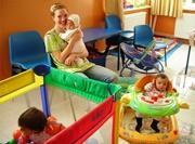 Volontaire en orphelinat