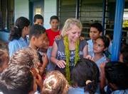 Volontaire en enseignement