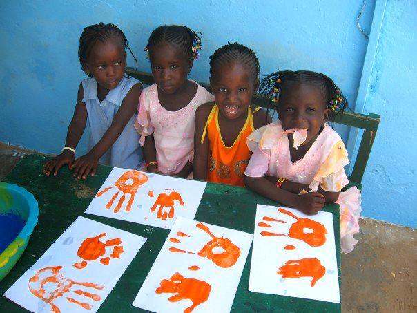 Bénévoles en humanitaire