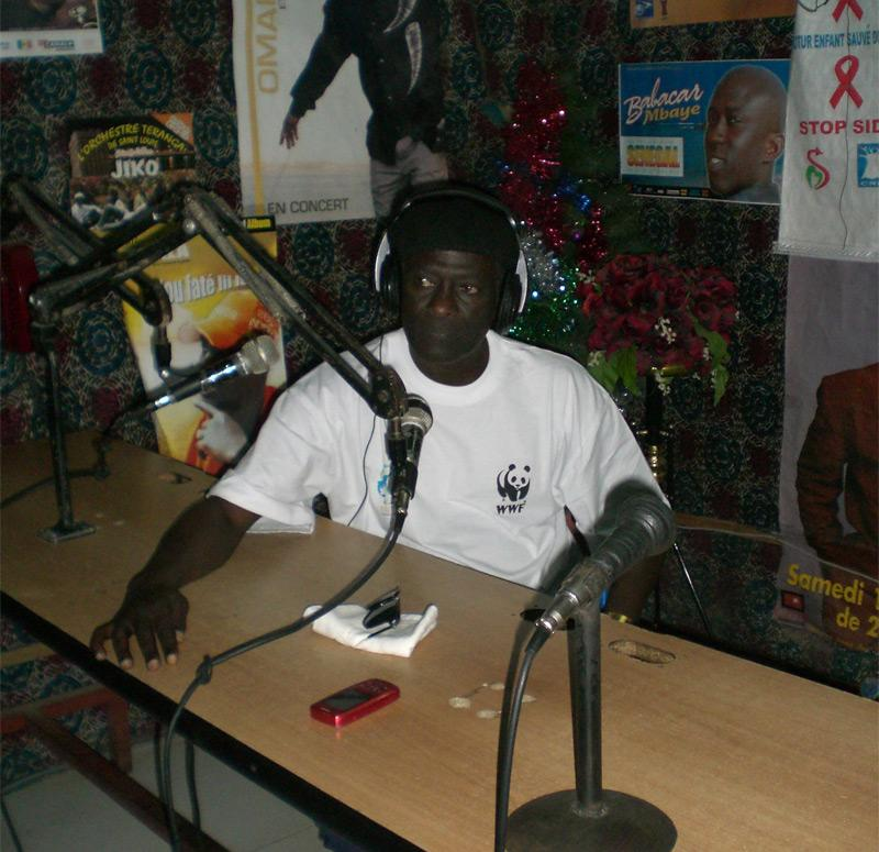 Stage en radio