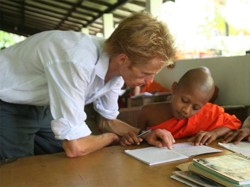 Enseignant bénévole