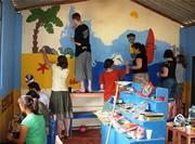 Atelier travaux peinture