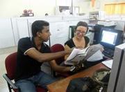 Volontaire en journalisme