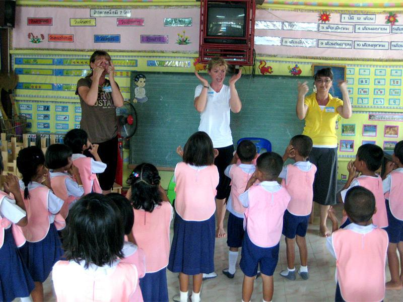 Activité d'éveil à l'apprentissage des langues