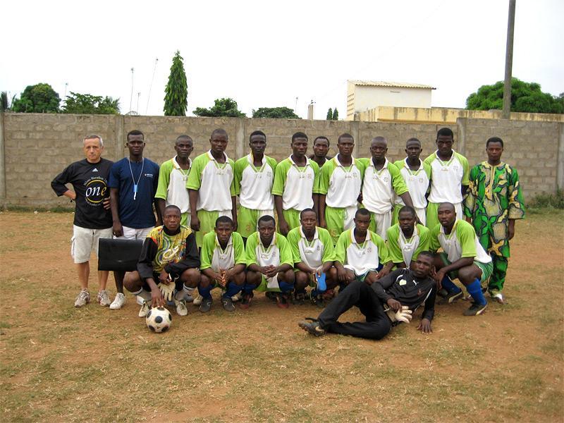 Mission Sport football