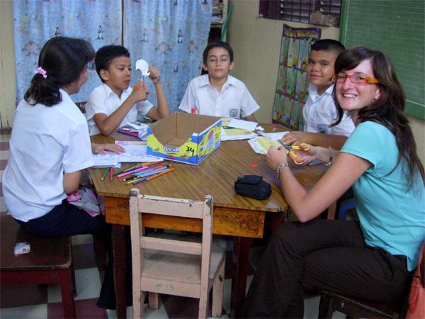Care volunteer work