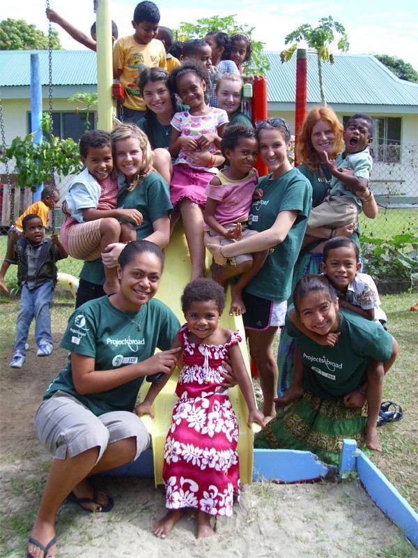 2-Week Special Volunteers